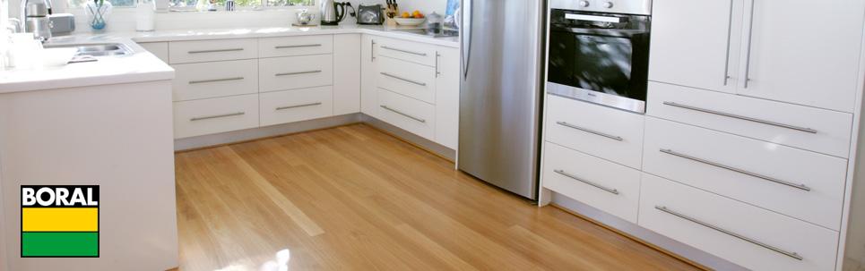 Raw Timber Flooring